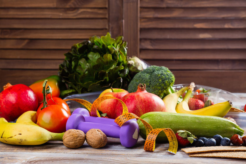Dieta sprzyja chudnięciu /©123RF/PICSEL