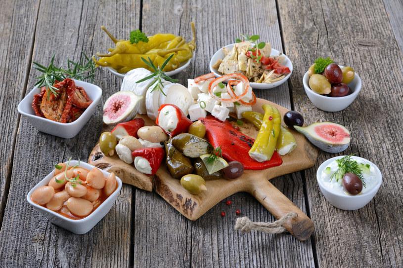 dieta śródziemnomorska /© Photogenica