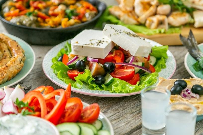Dieta stawia na warzywa i owoce /©123RF/PICSEL