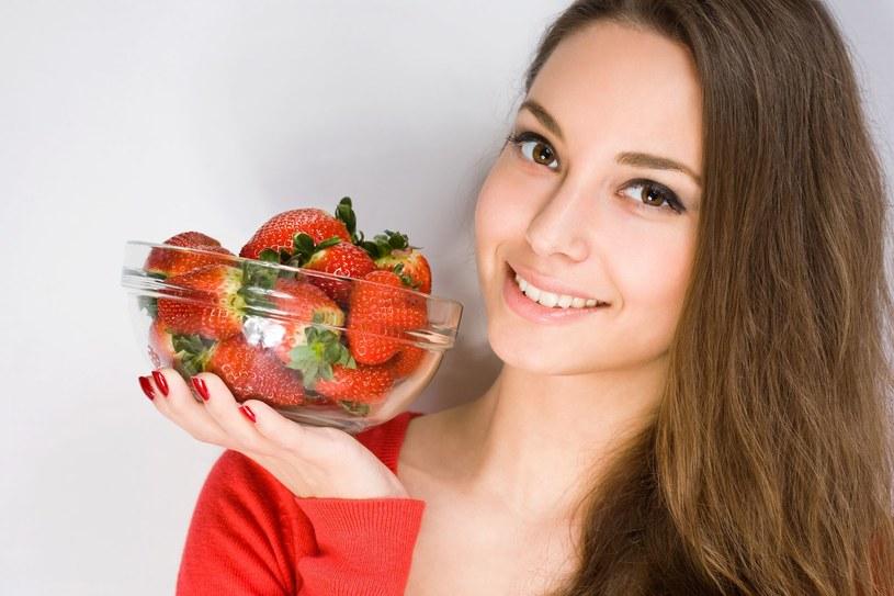 Dieta truskawkowa jest nie tylko skuteczna, ale i przyjemna /123RF/PICSEL