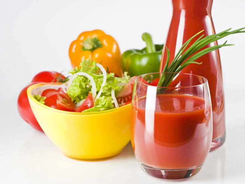 Dieta warzywno-owocowa odtruwa organizm  /© Panthermedia