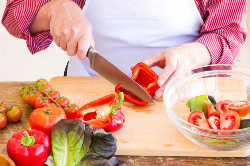 Dieta wegetariańska nie sprzyja płodności /123RF/PICSEL