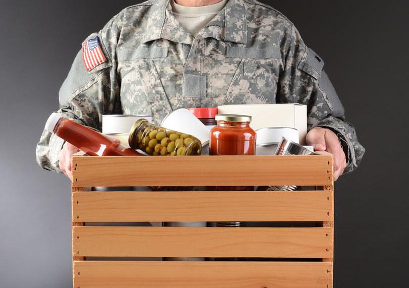 Dieta wojskowa /©123RF/PICSEL