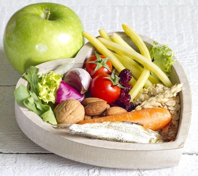 Dieta zdrowa dla serca /©123RF/PICSEL