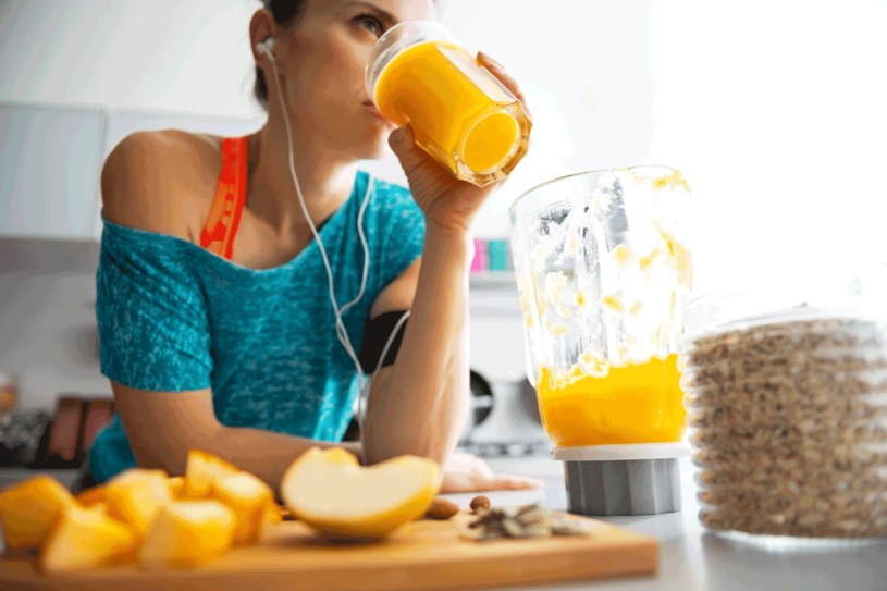 Dieta złozona z samych soków? To nie jest najlepszy pomysł! /©123RF/PICSEL