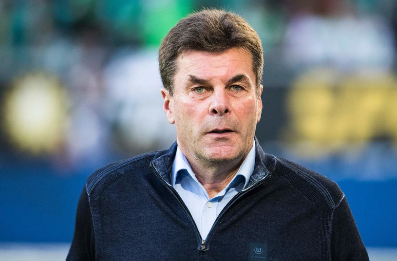Dieter Hecking /AFP