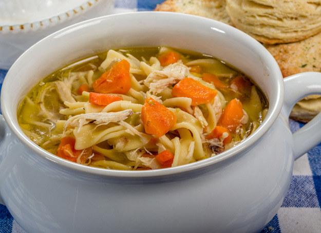 Dietetyczna zupa dla osób w każdym wieku. /123RF/PICSEL