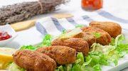 Dietetyczne krokiety z mięsem z indyka