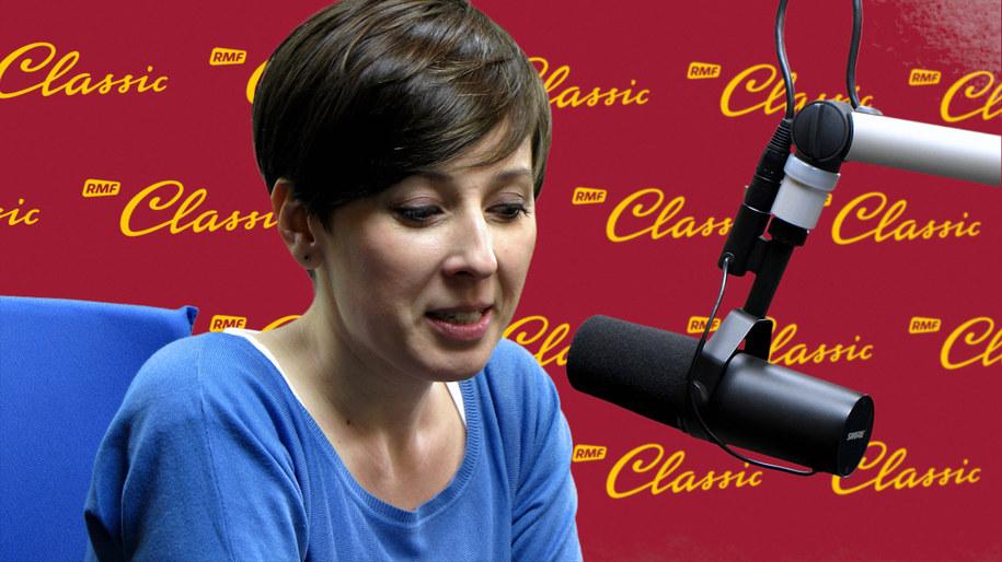 Dietetyk Agnieszka Piskała /Kamil Młodawski /RMF FM
