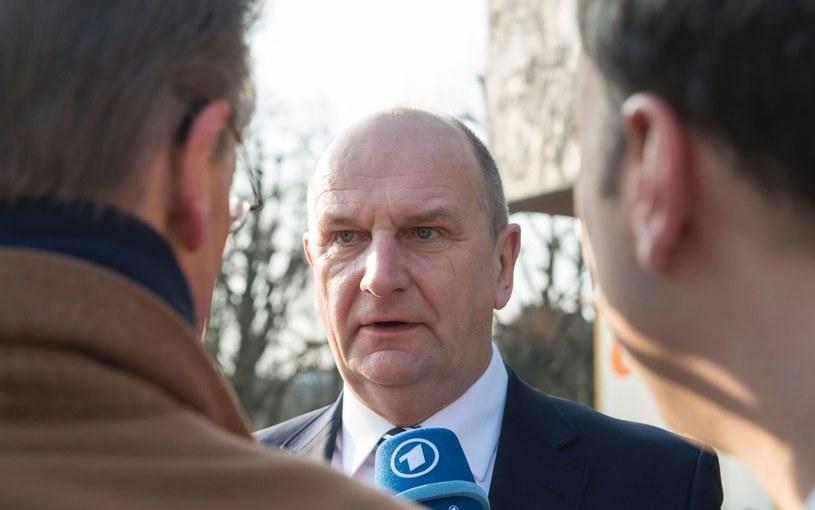 Dietmar Woidke /AFP