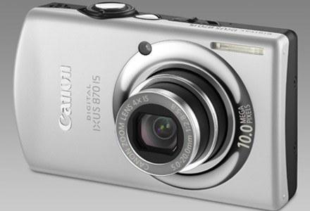 Digital IXUS 870 IS /materiały prasowe