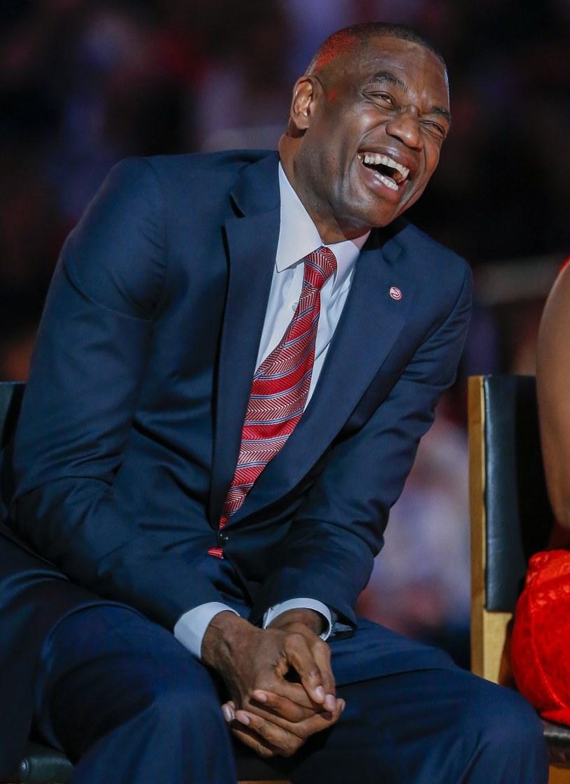 Dikembe Mutombo /PAP/EPA