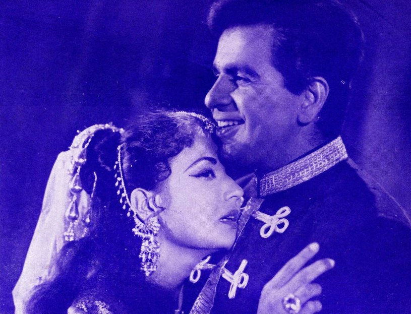"""Dilip Kumar w filmie """"Kohinoor"""" /Mary Evans Picture Library /East News"""