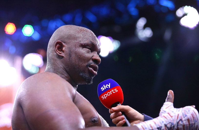 Dillian Whyte /Richard Heathcote /Getty Images