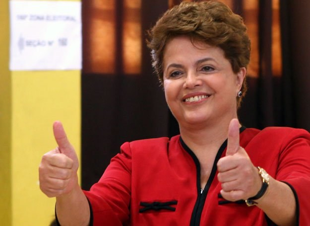 Dilma Rousseff /AFP
