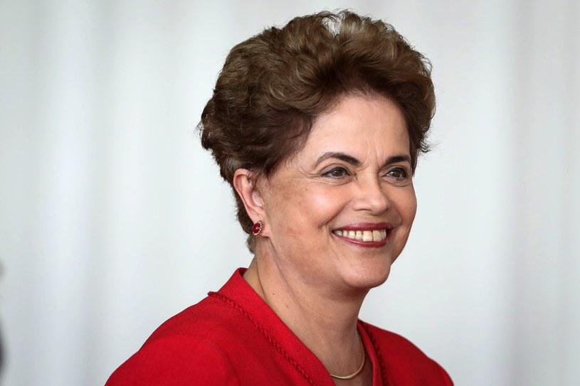 Dilma Rousseff /PAP/EPA