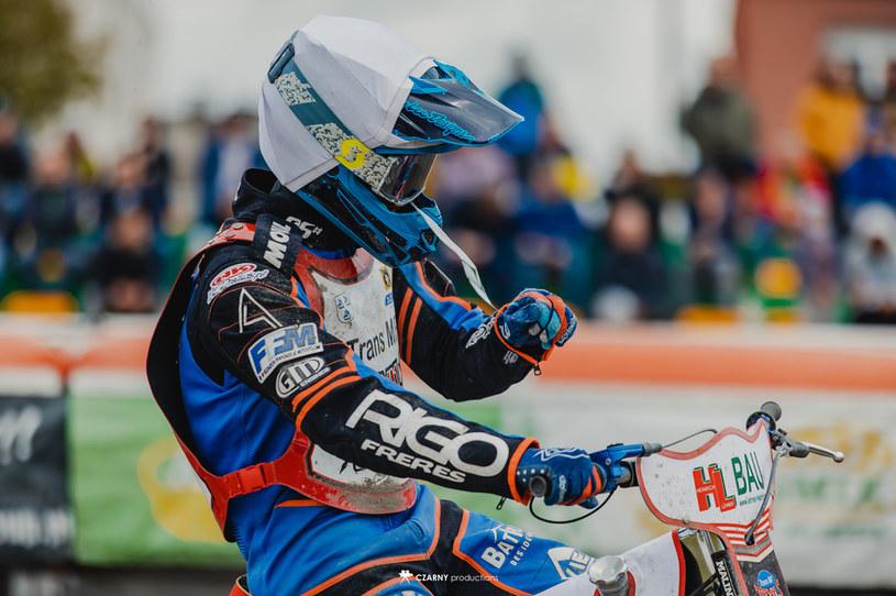 Dimitri Berge /Weronika Waresiak /Flipper Jarosław Pabijan