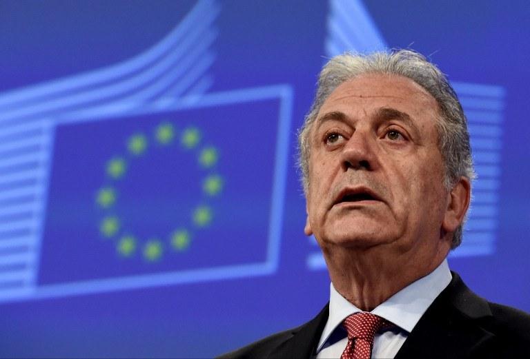 Dimitris Awramopulos /JOHN THYS / AFP /AFP