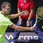 Dimitrow pokonany przez Janowicza. Polak w ćwierćfinale turnieju ATP w Stuttgarcie