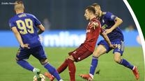 Dinamo Zagrzeb - Legia Warszawa 1-1 (0-0). Wideo