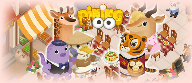 Dining Zoo /INTERIA.PL