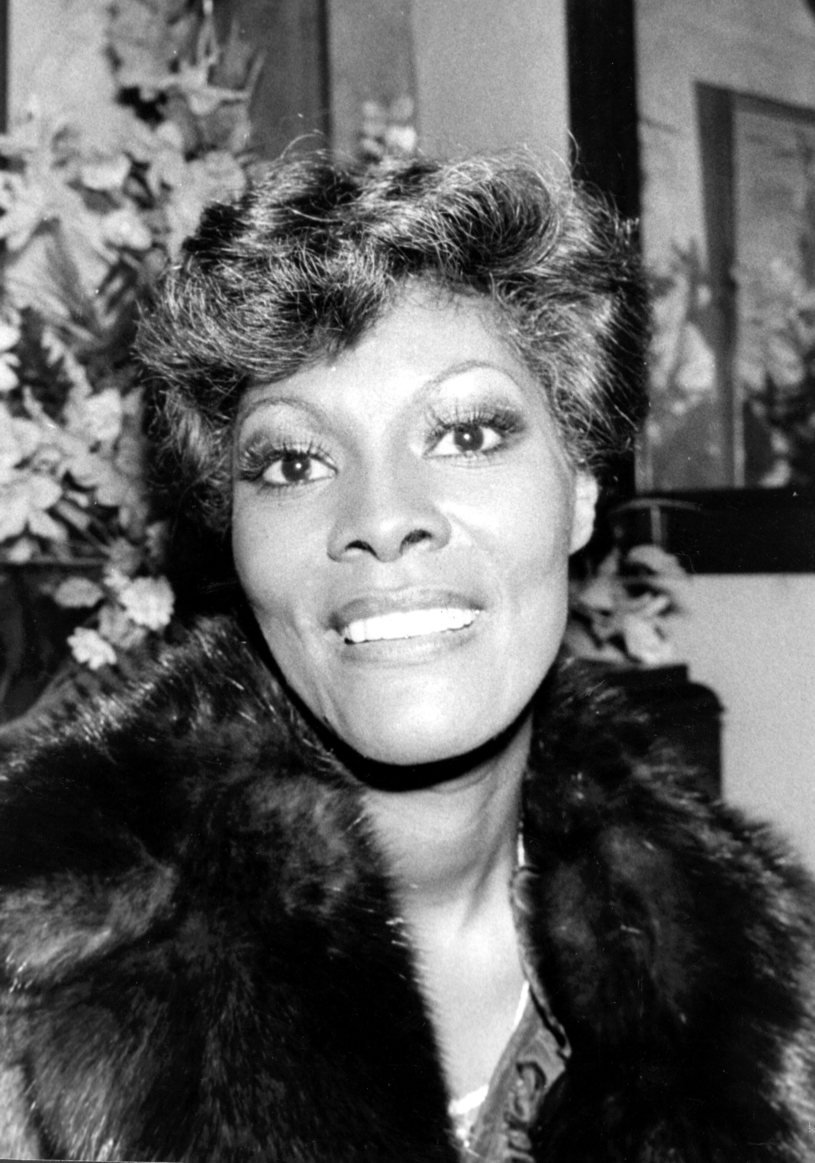 Dionne Warwick /Evening Standard /Getty Images