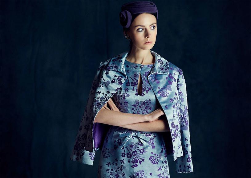 Dior. Kostium lata 50./ 60. ubiegłego stulecia. Modelka: Joanna Glinkowska /Michał Radwański