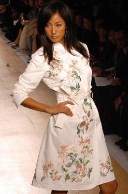 Dior współcześnie, czyli projekt Johna Galliano /AFP