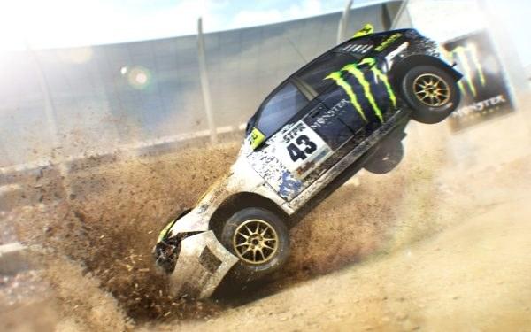 DiRT 3 - nadjeżdżają wyścigi samochodowe w 3D /Informacja prasowa