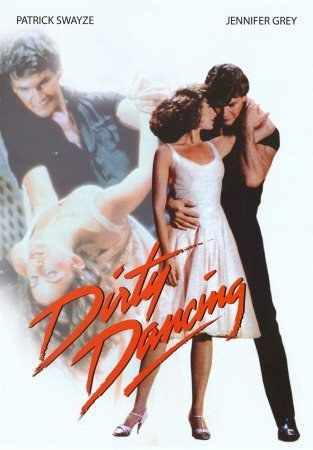 Dirty Dancing: Jennifer Grey i Patrick Swayze /materiały promocyjne