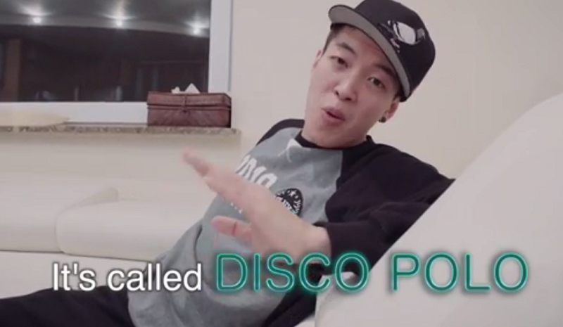 Disco polo w wersji beatboxowej? Czemu nie! /Dharni /YouTube