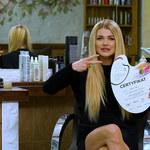 """""""Disco Weekend z Blondi"""": Edyta Folwarska w salonie fryzjerskim u Ewy Basty"""