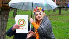 """""""Disco Weekend z Blondi"""" na deszczową majówkę. Edyta Folwarska w roli pogodynki"""