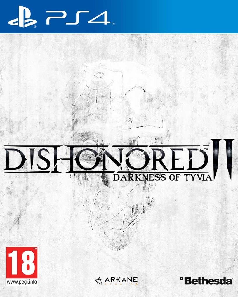 Dishonored 2 - okładka zaprezentowana przez serwis VG247 /materiały prasowe