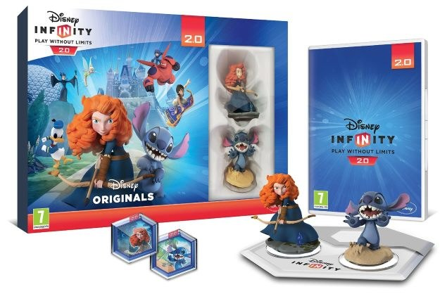 Disney Infinity 2.0 /materiały prasowe
