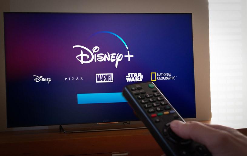 Disney+ nadal nie jest oficjalnie dostępny w Polsce /123RF/PICSEL