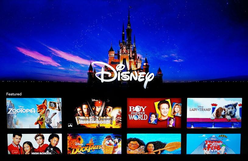 Disney+ w szybkim tempie zyskuje popularność /INTERIA.PL
