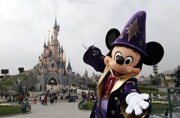 Disney zaczarował podatki /AFP