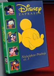 Disney zaprasza: Największe przeboje, cz. 3