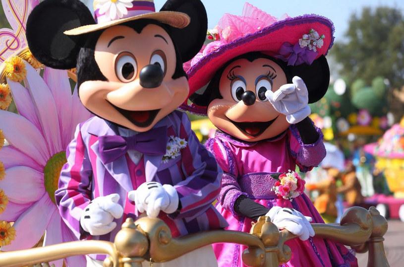 Disneyland zaprasza gości przez cały rok, ale wiosna jest świętowana szczególnie /materiały prasowe