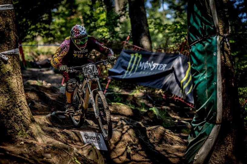 Diverse Downhill Contest na górze Stożek /Fot. Piotr Staroń/Sportainment /