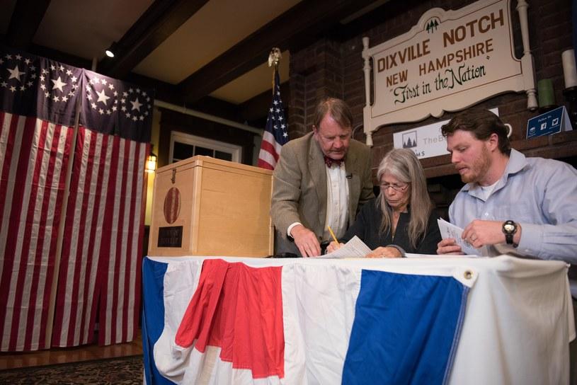 Dixville Notch w stanie New Hampshire /AFP