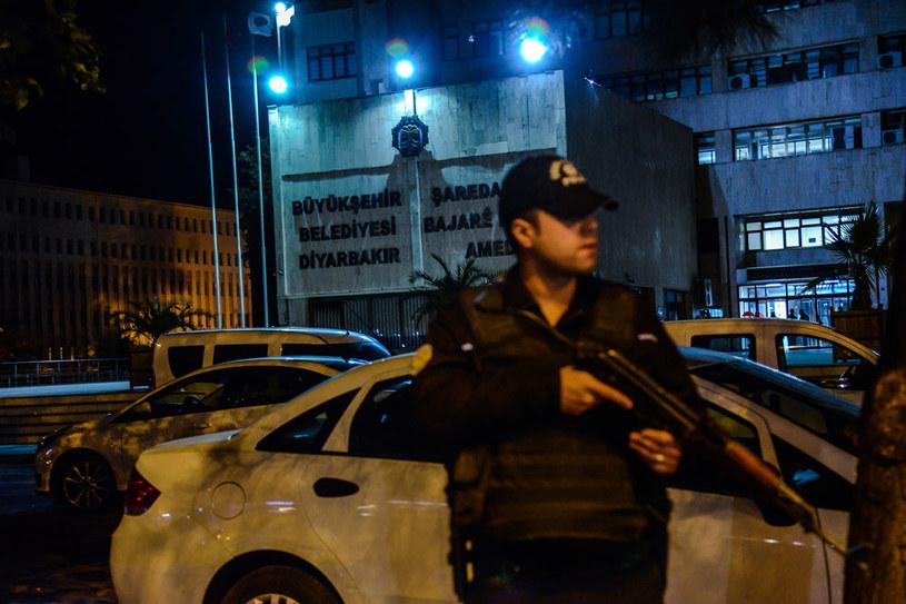 Diyarbakir to główny ośrodek tureckiego Kurdystanu /AFP