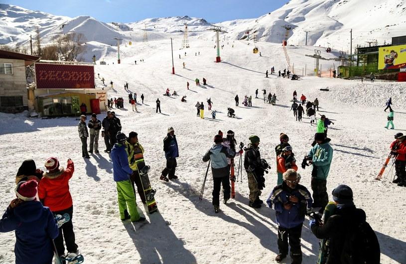 Dizin: Najpopularniejszy ośrodek narciarski w Iranie /Getty Images