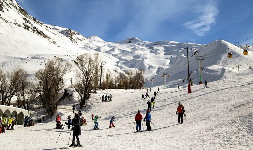 Dizin znajduje się w paśmie górskim Elburs /Getty Images