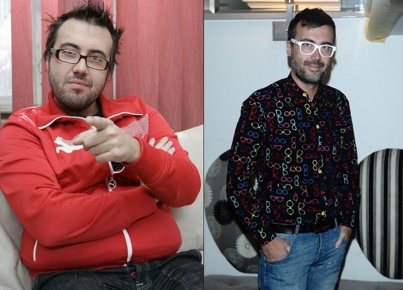 DJ Adamus przeszedł sporą metamorfozę! /- /AKPA