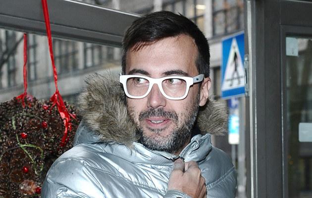 Dj Adamus został okradziony! /Andras Szilagyi /MWMedia