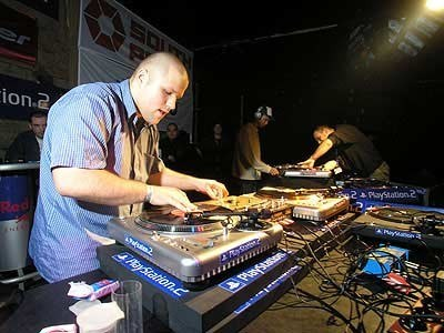 DJ Eprom w akcji /