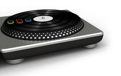 DJ Hero - kontroler /Informacja prasowa