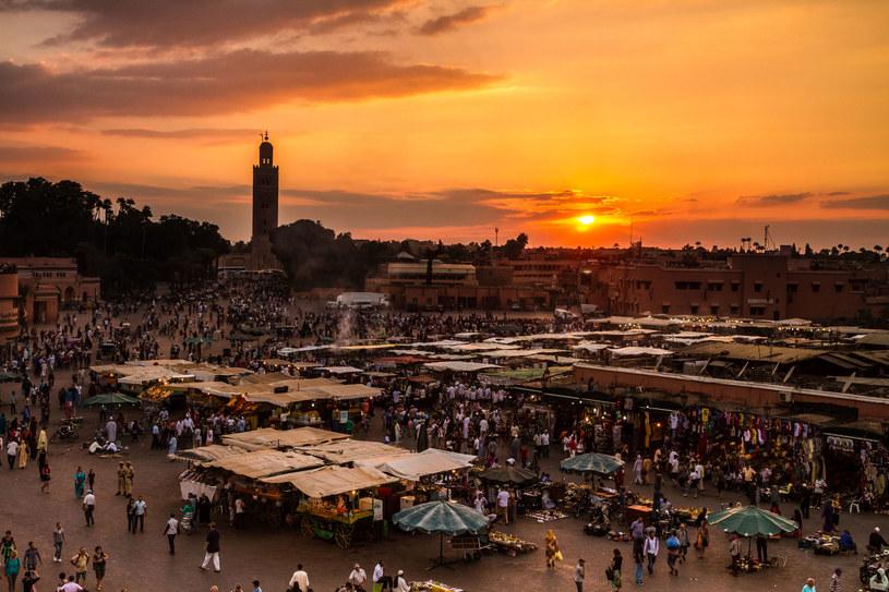 Djemaa El Fna - serce Marrakeszu /123RF/PICSEL